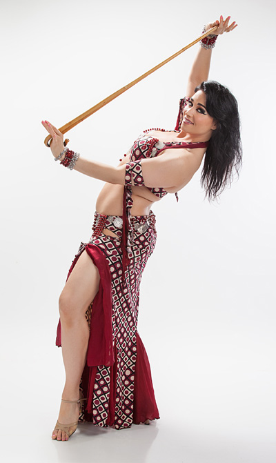 Adriana Belly Dance 2
